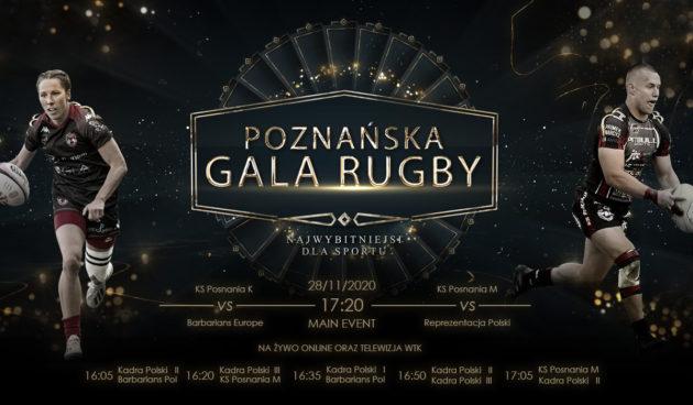 Poznańska Gala Rugby